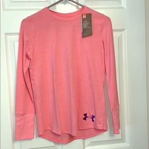 NWT Under Armour long sleeved shirt